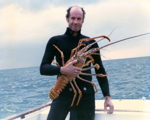 Carl with 13# Lobster