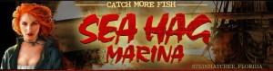 Sea Hag Marina logo