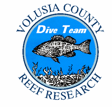Volusia reefs by Volusia County Reef Association